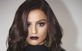 Picture brunette, singer, Cher Lloyd, Cher Lloyd
