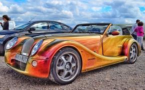 Picture hdr, Morgan, sports car, Morgan Aero 8