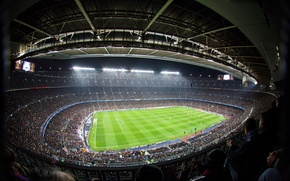 Picture Camp Nou, FC Barcelona, Nou Camp