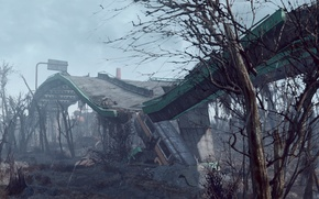 Picture bridge, Fallout-4, State of decay