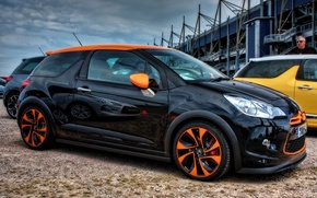 Picture Citroen, DS3, Racing