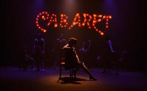Picture Music, Montreal, Theatre, CABARET