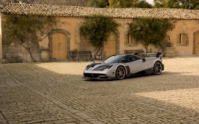 Wallpaper To huayr, Pagani, yard, 2016, mansion