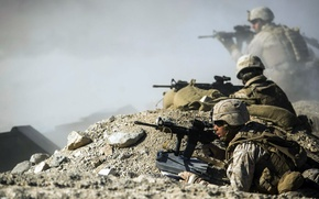 Picture weapons, Afghanistan, sodety