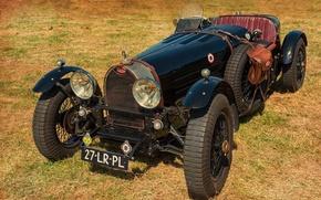 Picture retro, Bugatti, rarity, Bugatti Type 35, 1924-1931, Pur Sang