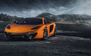 Picture McLaren, supercar, Vorsteiner, tuning, rechange, McLaren, mp4-12c, McLaren MP4-VX