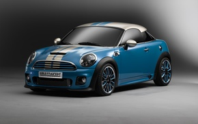 Picture Cooper, Coupe, coupe, the concept, MINI, Concept, mini, Cooper