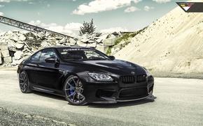 Picture BMW, Vorsteiner, Black, F13, Metallic, Sapphire
