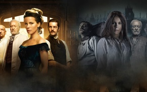 Picture Kate Beckinsale, Michael Caine, Ben Kingsley, Jim Sturgess, Abode of the damned, Eliza Graves
