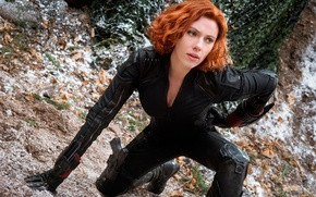 Picture Scarlett Johansson, Black Widow, Natasha Romanoff, Avengers:Age of Ultron, The Avengers:Age Of Ultron