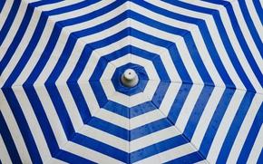 Picture drops, strips, umbrella