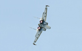 Picture Fighter, Dry, Su-35BM