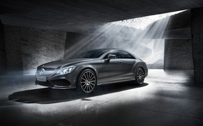 Picture coupe, Mercedes-Benz, CLS