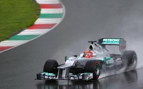 Picture race, sport, Mercedes-Benz, the car, formula, Formula 1, Petronas