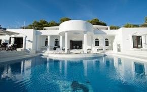 Picture Spain, Ibiza, Luxury Villa, Villa Rica