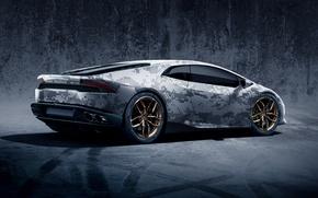 Picture supercar, rechange, Lamborghini Huracan