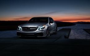 Picture Car, Mercedes-Benz, AMG S, Motorsport, Matte, Sonic, Carbon, Sunset, Grey, E63, Mode