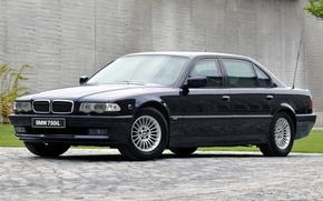 Picture bmw, BMW, 750, seven, e38, 7 Series