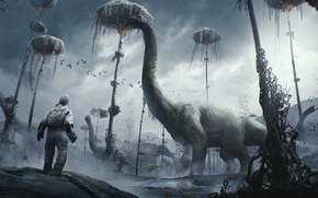 Picture Crytek, Game, Robinson: The Journey