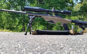 Picture nature, optics, rifle, sniper, fry, Remington 700