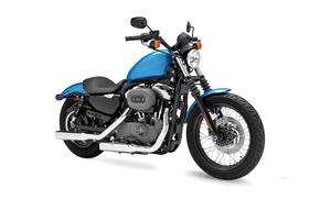 Wallpaper XL12000N, Nightster, Harley Davidson, Sportster, Harley Davidson, 2011