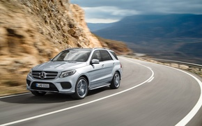 Picture Mercedes, AMG, 4MATIC, 2015, AMG-Line, 63S, GLE-500