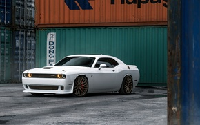 Picture Dodge, Challenger, Hellcat, SRT