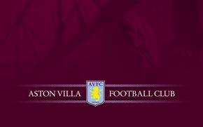 Picture wallpaper, logo, football, England, Birmingham, Aston Villa FC