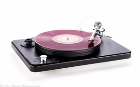 Picture music, VPI Turntables, Nomad II