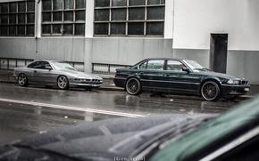 Picture E38, 740iL, BMW 7 Series, 850i, BMW 8 Series