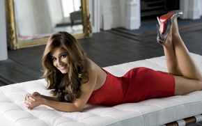 Picture pose, dress, singer, Cheryl Cole, Cheryl Cole