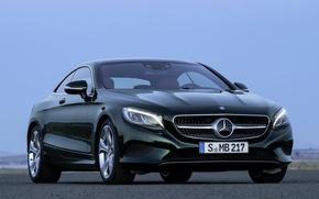 Picture car, Mercedes-Benz, S500