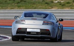 Picture auto, Concept, Aston Martin, Vantage, V12, back, Ston Martin