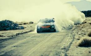 Picture auto, tuning, track, Moto, track, rally, tuning, hyundai