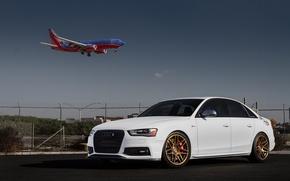 Picture Audi, White, Sundays