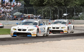 Picture gt2, bmw m3, alms