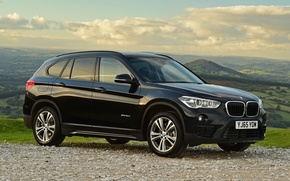 Picture BMW, BMW, crossover, F48