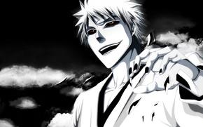 Picture Anime, Bleach, bleach, White Ichigo.