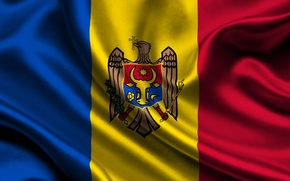 Picture flag, country, moldova, Moldova