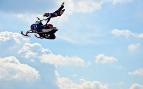 Picture competition, Sport, motorcycle, speech, FMX