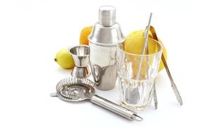 Wallpaper Lemon, Shaker, Bar