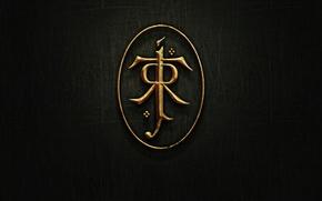 Picture Background, John. R. R. Tolkien, J.R.R. Tolkien, Initials