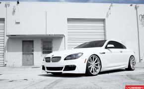 Picture BMW, Series, F12, Vossen, Wheels