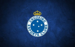 Picture wallpaper, sport, logo, football, Cruzeiro