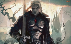 Picture Sword, Sorin Markov, Magic the gathering, Sorin Markov, Planeswalker