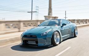 Picture GTR, Nissan, Slamzilla