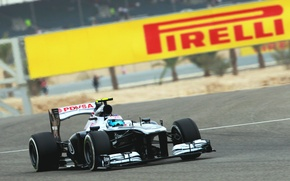 Picture Formula 1, Williams, Valtteri Bottas, FW35