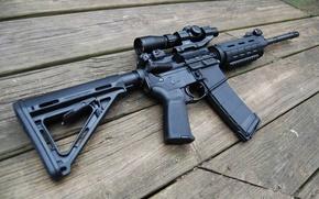 Picture Board, machine, optics, assault rifle, assault rifle