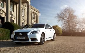 Picture Lexus, 2012, Lexus, UK-spec, F-Sport, LS 460