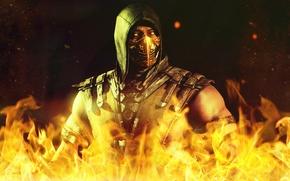 Picture Mortal Kombat, Scorpion